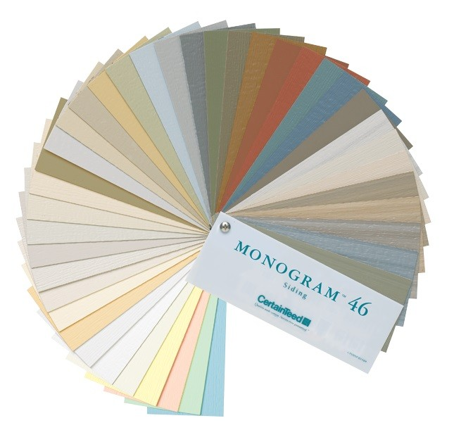 Vinyl Siding Color Wheel
