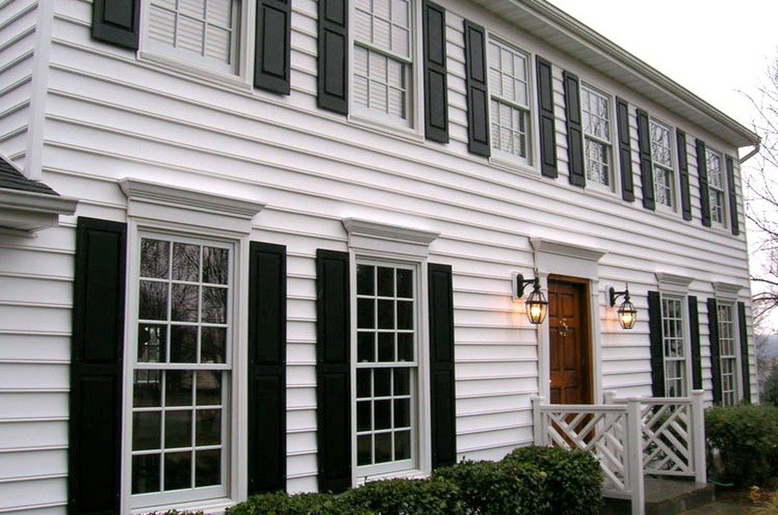 Types Of Vinyl Siding 8 Styles To Choose From 16 Photos Siding Authority