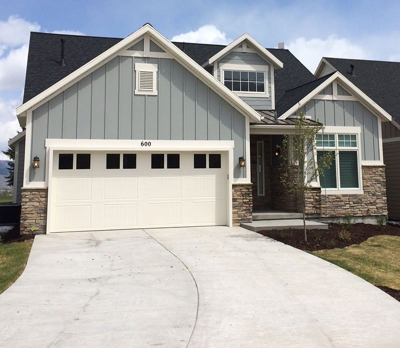16 Fiberglass Siding Home Design Ideas: Types Of Vinyl Siding: 8 Styles To Choose From (16 Photos