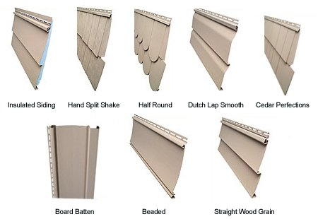 Types Of Vinyl Siding 8 Styles To Choose From 16 Photos