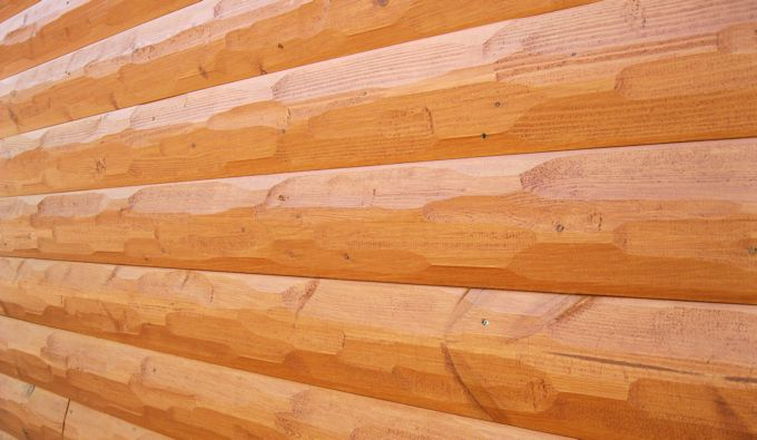 Types of vinyl siding 8 styles to choose from 16 photos for Wood grain siding panels