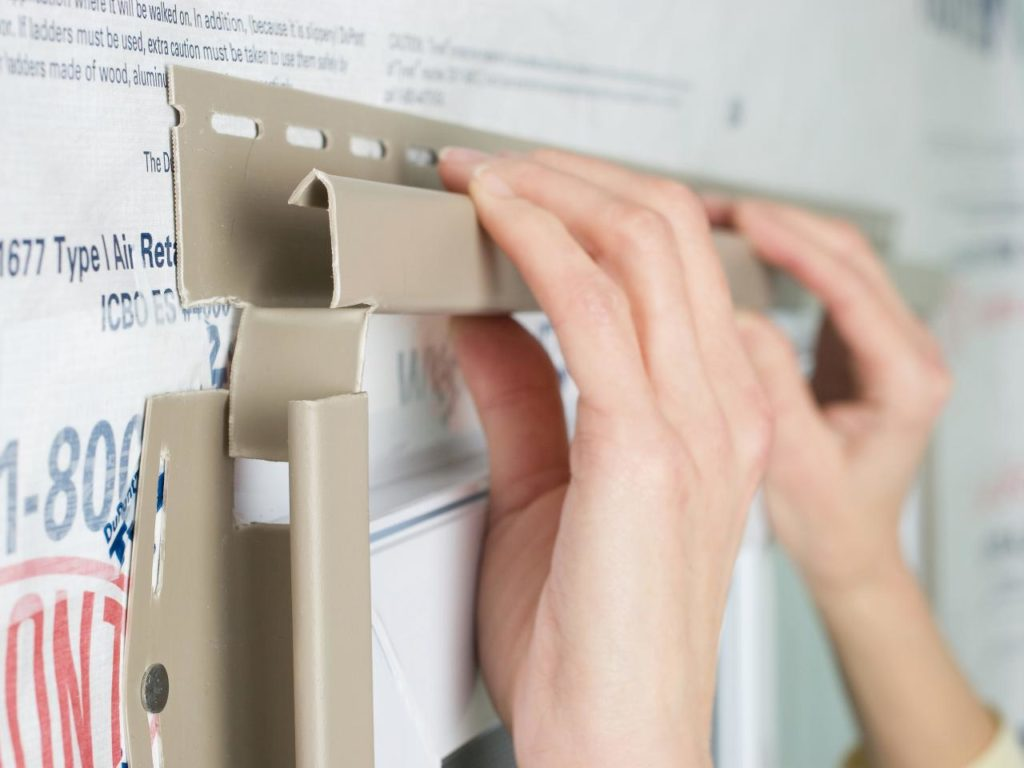 How To Install Vinyl Siding In 21 Steps