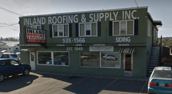 Inland Roofing & Siding