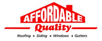 Affordable Quality Siding
