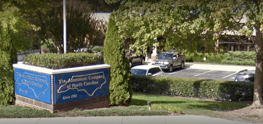 The Aluminum Company of North Carolina