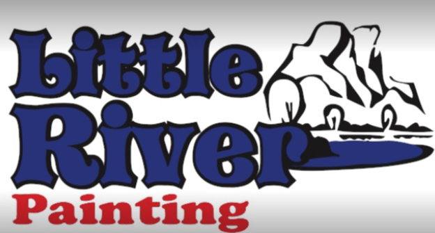 Little River Painting