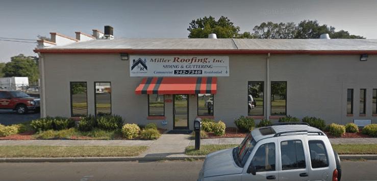 Miller Roofing Inc