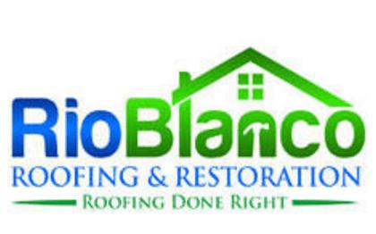 Rio Blanco Roofing & Restoration