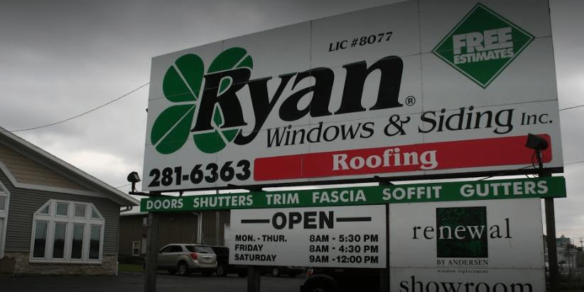 Ryan Windows & Siding