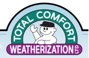 Total Comfort Weatherization Ltd