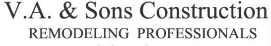 V.A. and Sons Construction Corporation.