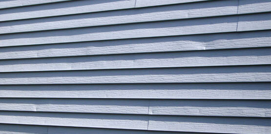 Aluminum Siding Dents