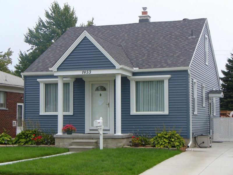 The Hands Down Winner In Pority Contest Is Vinyl Siding This Most Common Used On Homes U S When It Installed Correctly
